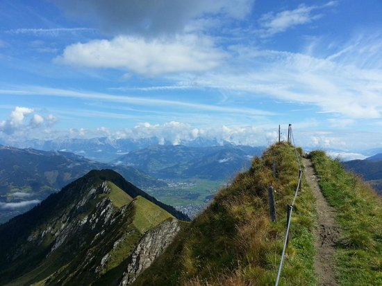 Tauern Spa Kaprun : Alexander Enzinger Weg