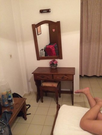 Hotel Maran: The room