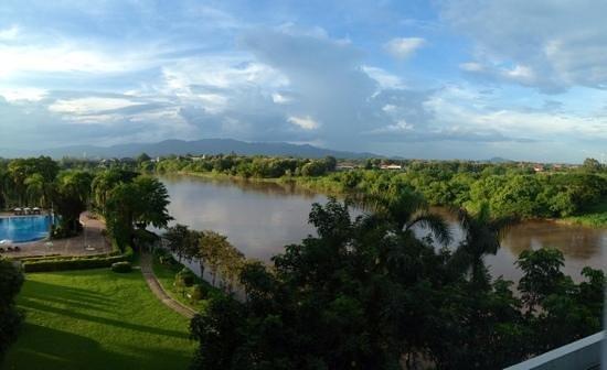 Dusit Island Resort Chiang Rai: vista camera