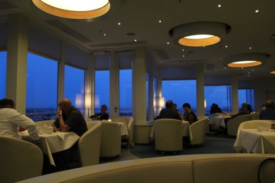 Cafe Panorama: Interieur Heute