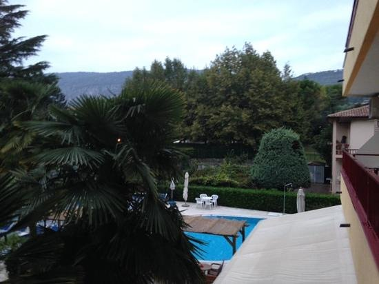 Hotel Imperial : view from room