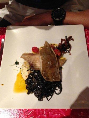 Restaurante Somorrostro : Rochen