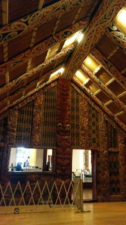 TIME Unlimited Tours: Maori House