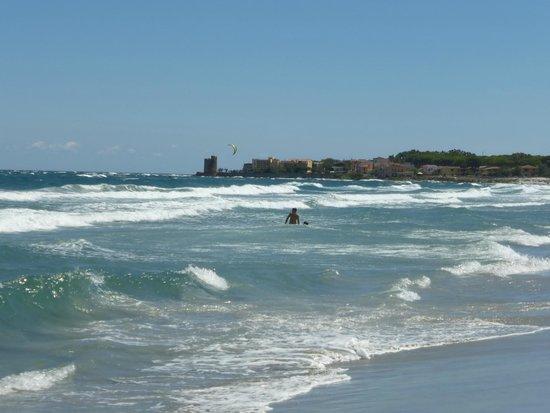 B&B Canarino: Strand