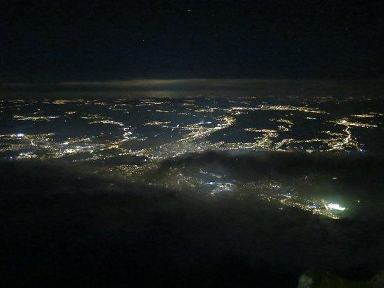 Kriens, Svizzera: Aussicht vom Pilatus