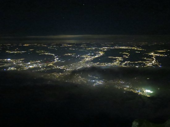 Kriens, สวิตเซอร์แลนด์: Aussicht vom Pilatus