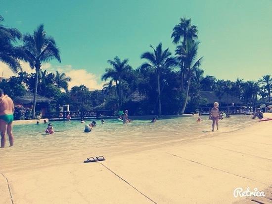 Maspalomas Princess Hotel: la piscina