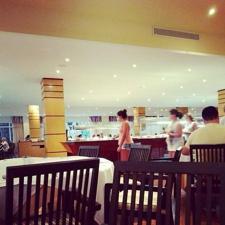 Maspalomas Princess Hotel: ristorante