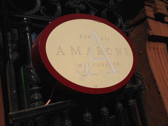 Amarone Glasgow: Name