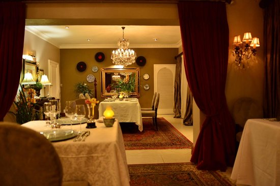 The Residence Boutique Hotel: The Residence dining room
