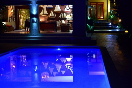 The Residence Boutique Hotel: The Residence pool