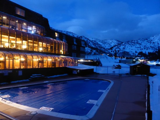 Alta Peruvian Lodge: Apres Ski