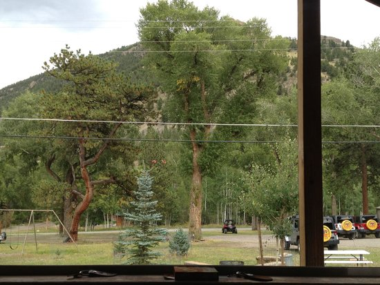 Pleasant View Resort : Great view