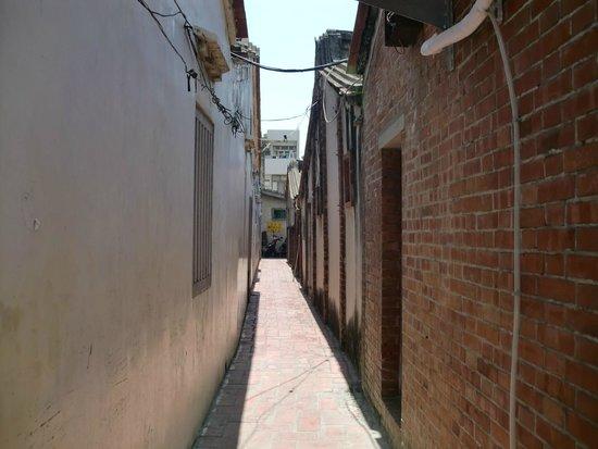 Lukang Gentlemen Lane-Molu Lane: 3