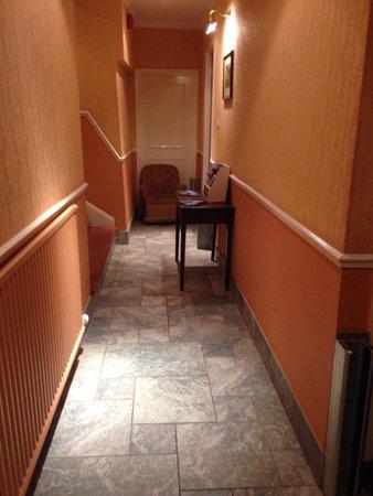Scafell Hotel: Corridor