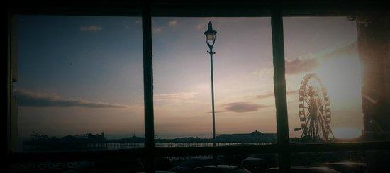 Drakes Hotel Brighton: view