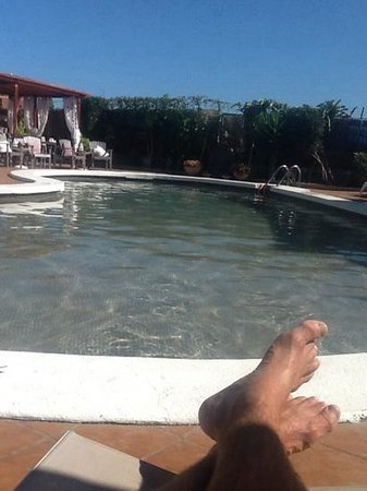 Rainbow Golf, Gay Men-only Resort: piscine relaxe
