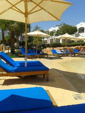 Hilton Sharm Dreams Resort: One of the pool areas