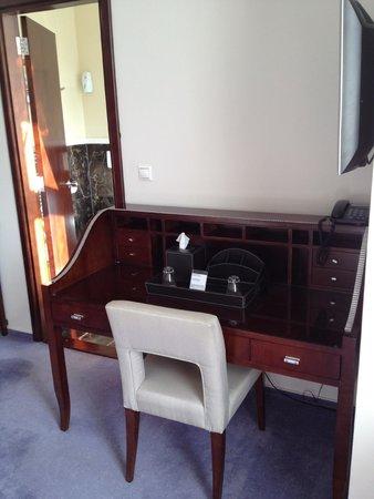 Hotel Sun : the room
