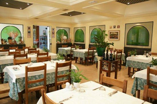 Locanda Grego: Sala da pranzo