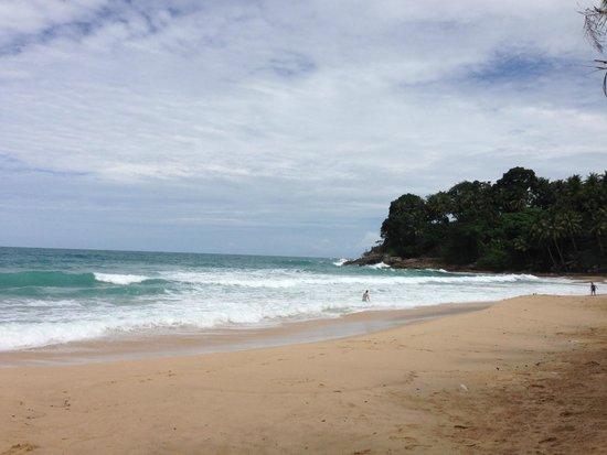 Surintra : Surin Beach