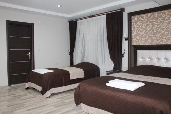 Oz Cavusoglu Hotel: ozçavuşoğlu otel