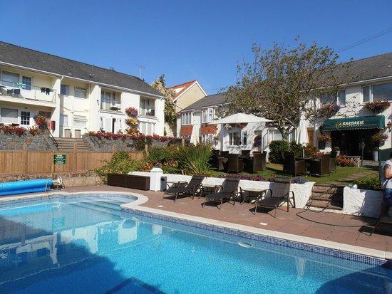 La Barbarie Hotel: piscine
