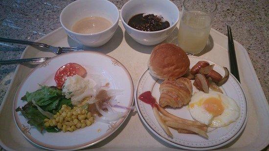 hotel AGORA osaka moriguchi: 朝食