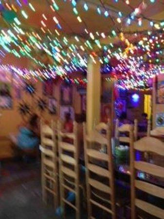 Darwell's Cafe : back dining room