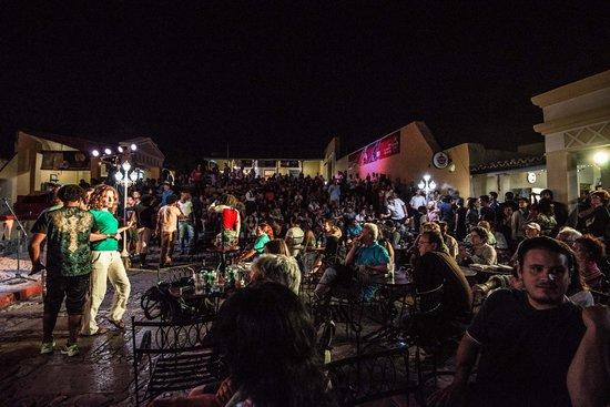 Iberostar Grand Hotel Trinidad : Dancing on Plaza Major