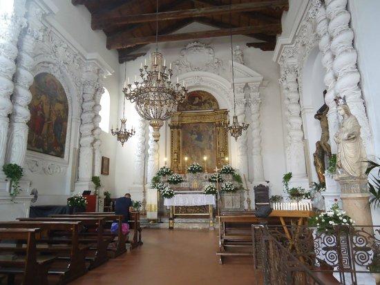 Chiesa di Santa Caterina : Taormina - L'église sainte Catherine