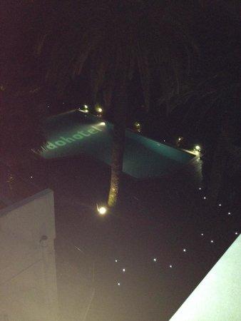 Hotel Lido: Balcony view