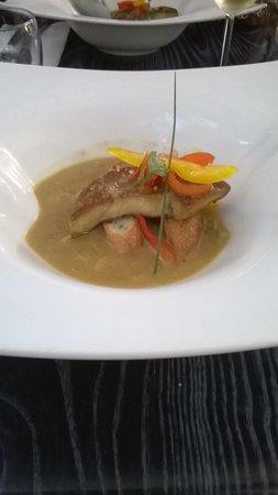 Les Giron'dines : soupe de fois gras