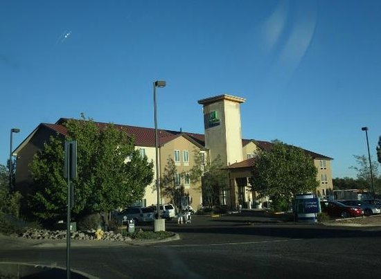 Holiday Inn Express Silver City: Holiday Inn Silver City