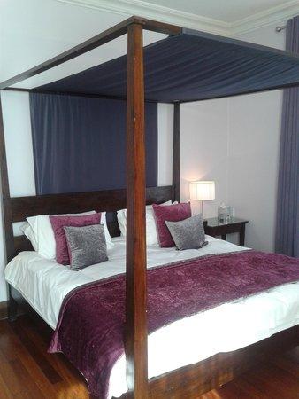 bedroom at Morgans Hotel