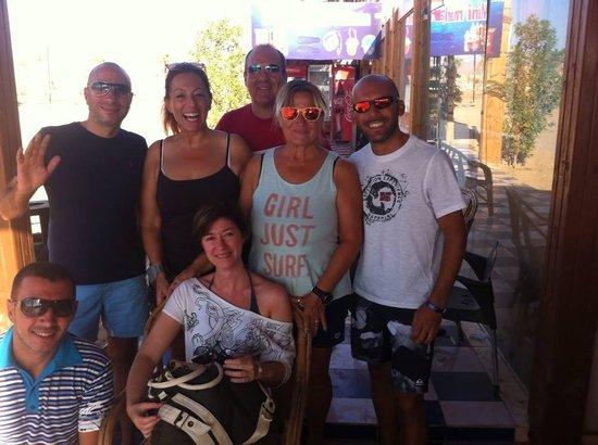 Diving Center Dive Club Italiano : Antonella e Carlo