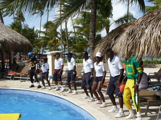 Dreams Punta Cana Resort Spa The Entertainment Team