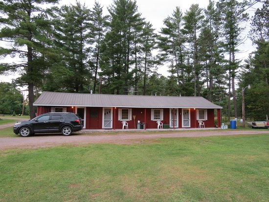 Trout Creek, MI: Main rooms