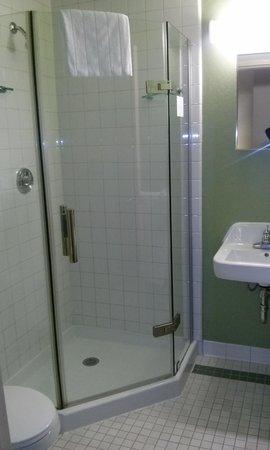 Hotel Fusion : bagno