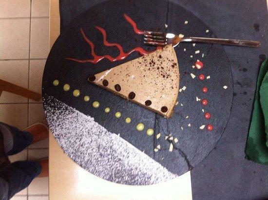 Q. B. Quanto Basta : Cheesecake al caffè