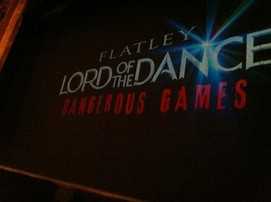 London Palladium : lord of the dance, dangerous games