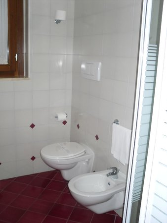 Hotel Alessandro della Spina : Bathroom