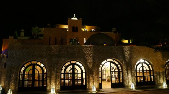 La Sultana Oualidia : By night