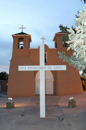 San Francisco de Assisi Mission Church : San Francisco de sisi Mission Church