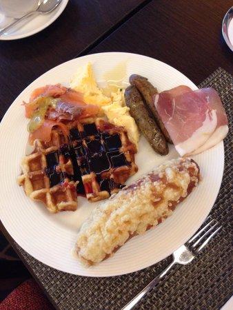 Dolce München Unterschleißheim: Breakfast