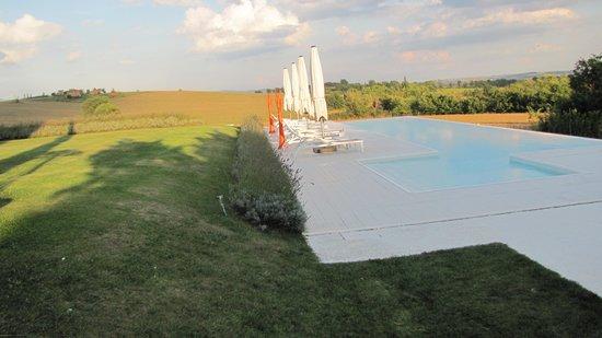 B&B Villa Luogoceleste: Zwembad