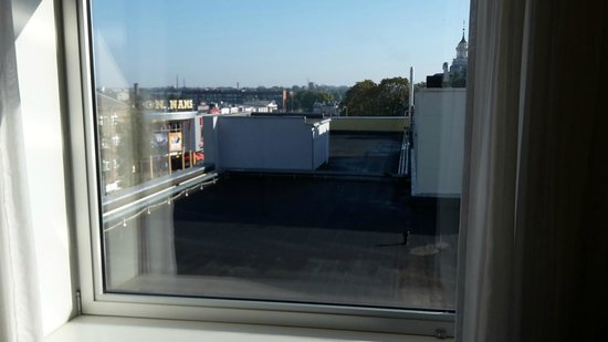 Park Hotel Latgola: View from the Room No.622 (6th floor, NE facade)