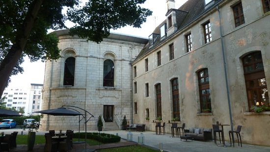 abbey picture of hotel de bourbon mercure de bourges