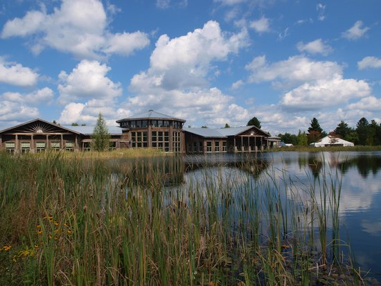 Tupper Lake, Estado de Nueva York: The Wild Center