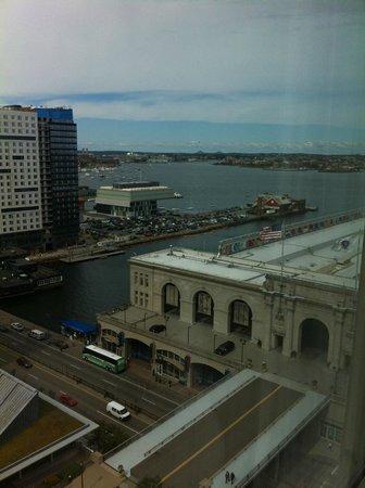 Seaport Boston Hotel: Room View